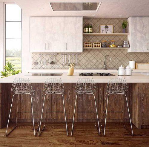 Come rinnovare le maniglie di mobili della cucina ...